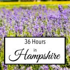 36 Hours in Hampshire