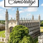48 Hours in Cambridge