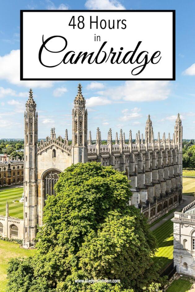 48 Hours Cambridge
