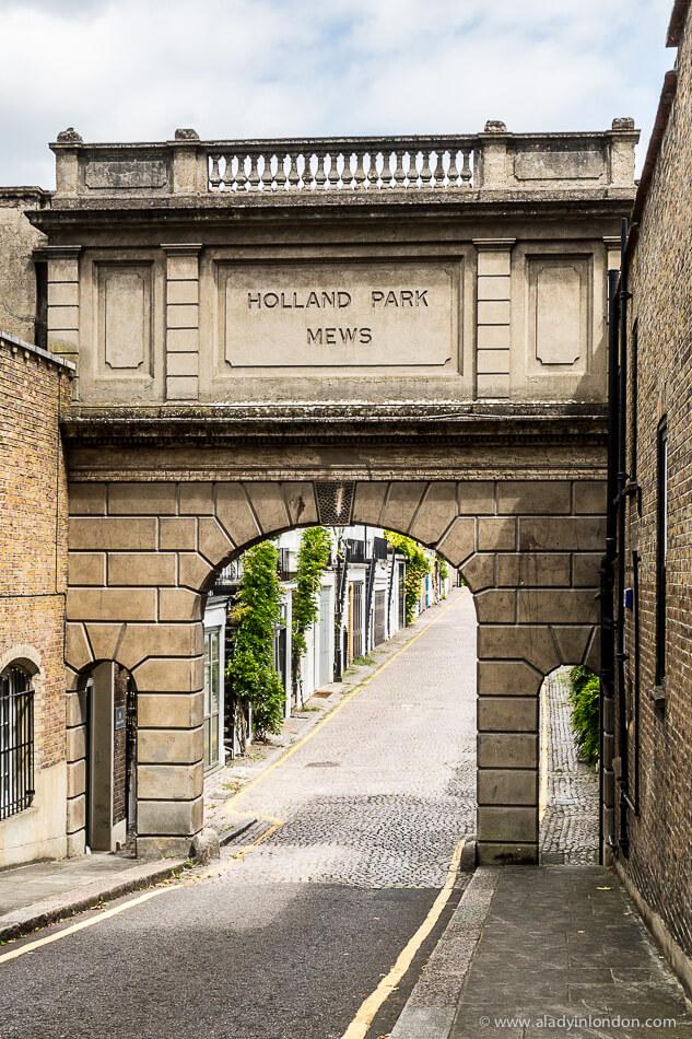 Holland Park Mews