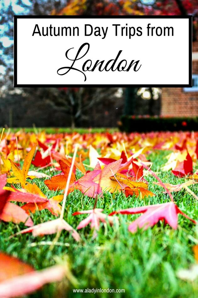 Autumn Day Trips from London