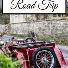 British Road Trip Planning