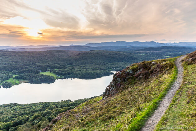 3 days in the lake district