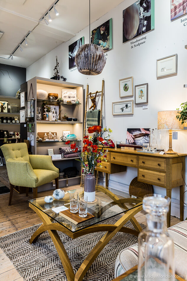 Peter Hall & Son Shop in Windermere