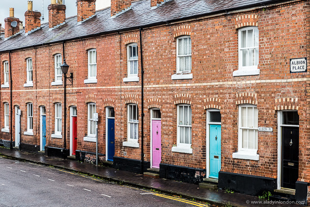 Houses in Chester