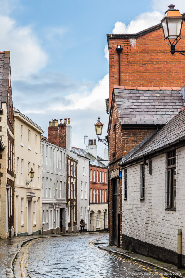 Street in Chester