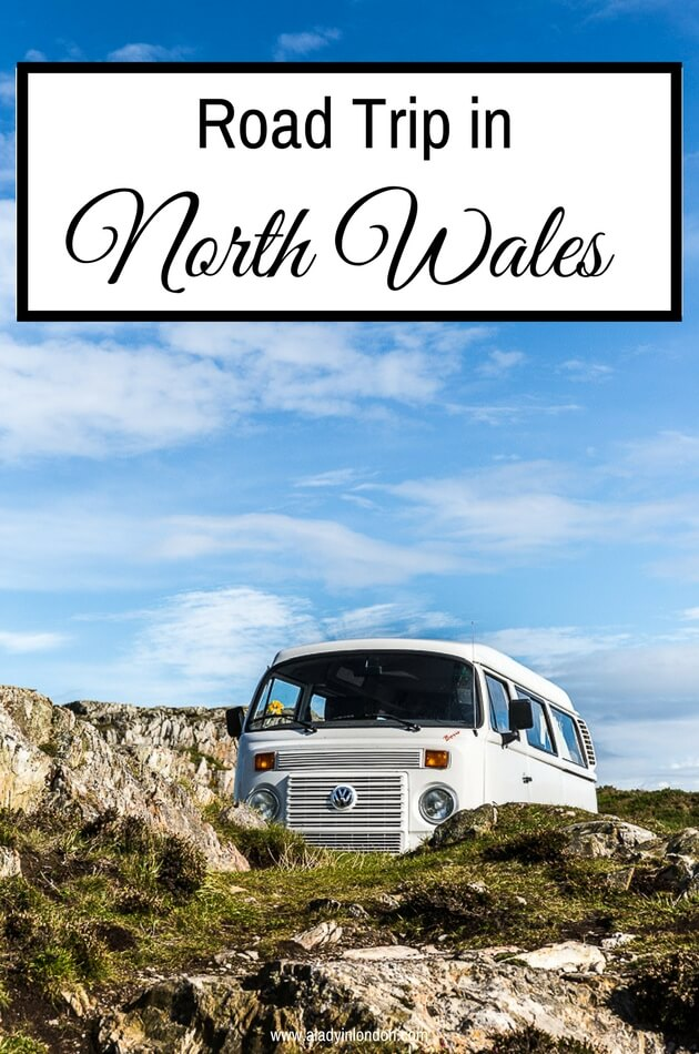 Road Trip in North Wales