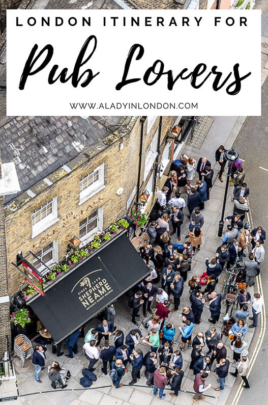 Pubs in Central London - The Best Pubs to Visit in the City