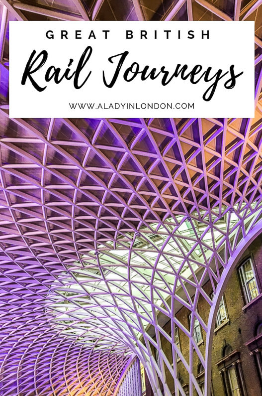 Great British Railway Journeys - 5 Train Trips You Have to