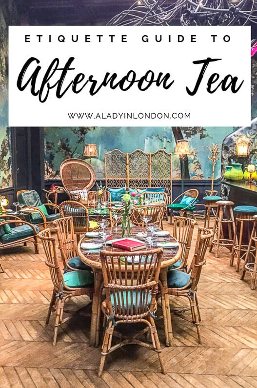 1a8c68a5f79 Afternoon Tea Etiquette - A Guide to Having A Proper Afternoon Tea