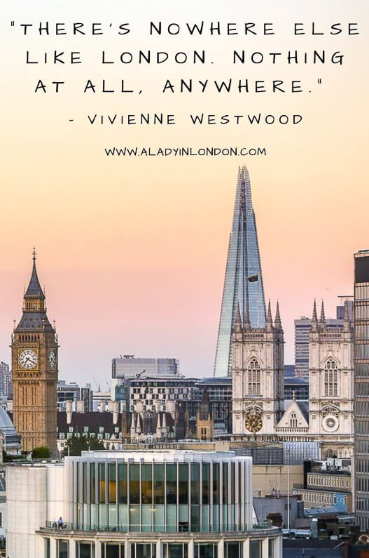 London Quotes - 25 Quotes About London to Inspire You to Love the City