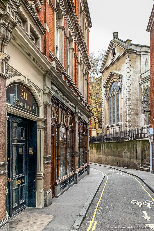 FREE Self-Guided City of London Walking Tour with a Map