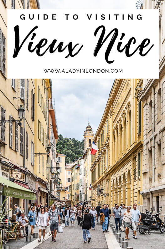 Vieux Nice A Colorful Guide To Things To Do And See In Old Nice France