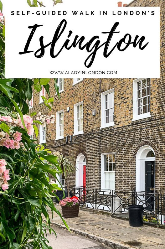 Photo of Islington Walk – FREE Self-Guided Walk in Islington, London with a Map