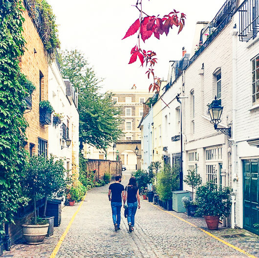 London romantic in places visit to Top 7