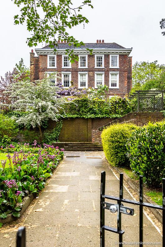 Burgh House Museum, Hampstead, London