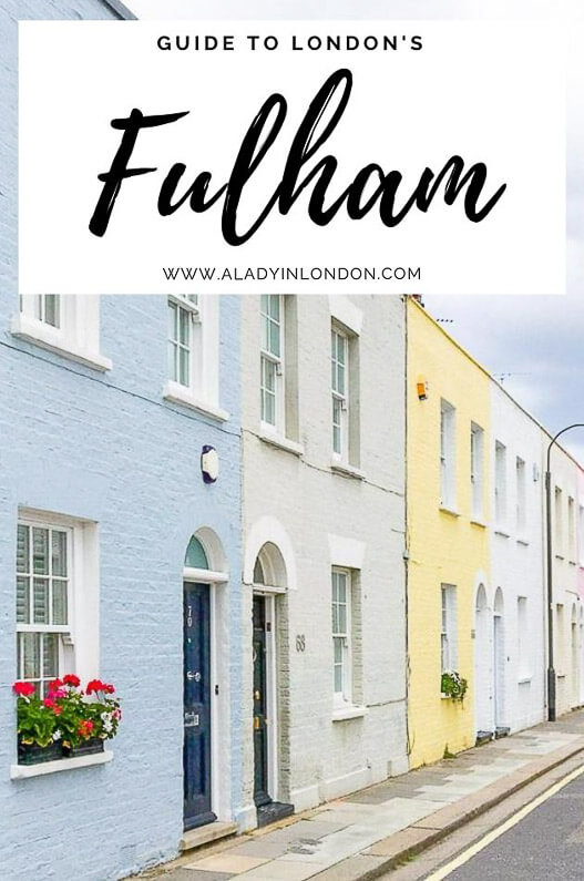 Fulham Area Guide For London Best Places In Fulham London