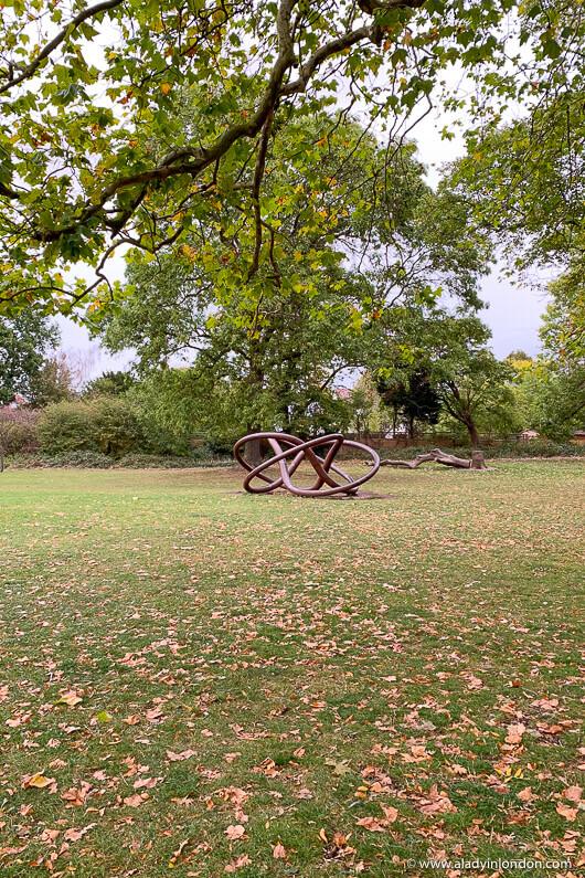 Dulwich Park Sculpture