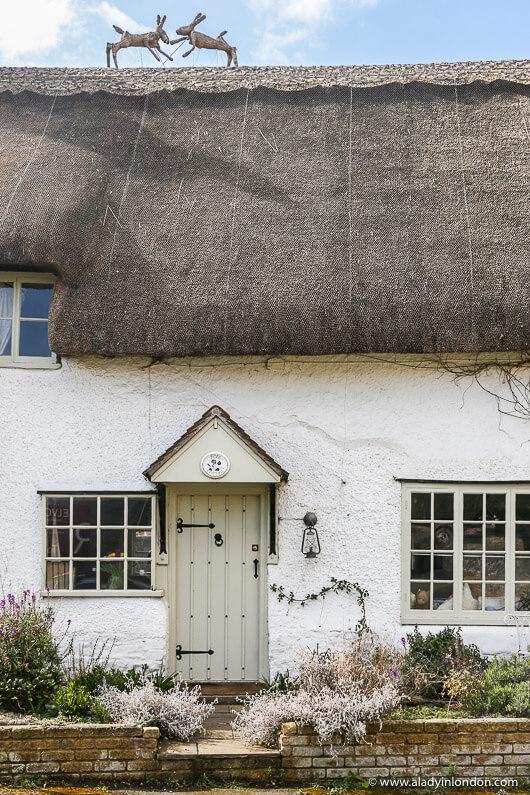 Cotswolds Cottage in the English Village of Bretforton