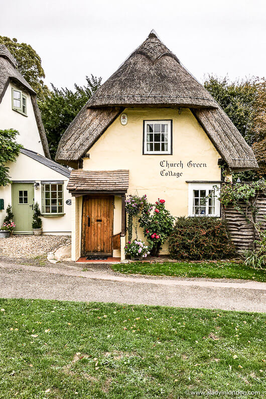 Cottage in Arkesden, Essex, one of the Most Beautiful Villages in England