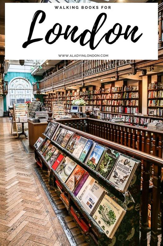 London Walking Books